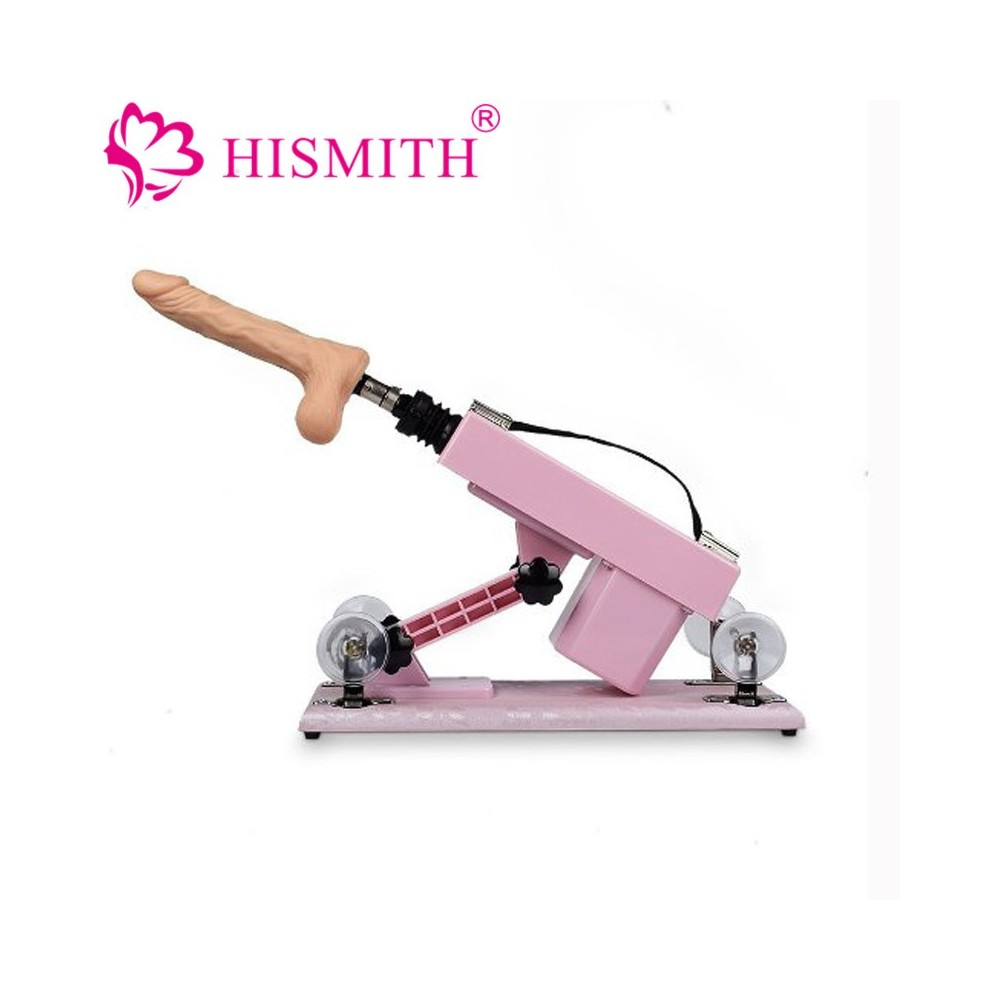 Adult jetaime masturbation machine thrusting vibrating