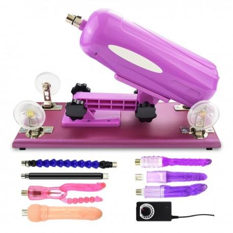 Adjustable Sex Machine Device for Women Masturbation Love Sex,Automatic Fucking Machine Gun With Dildo Toys