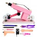 Love Sex Machine With Portable Handle For Women Masturbation,Automatic Fucking Machine With Big Dildo