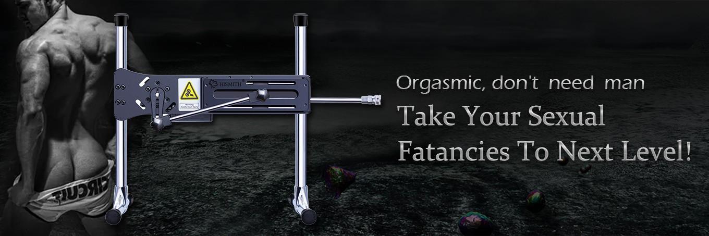 Premium sex machine promotion